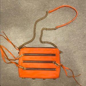 Rebecca Minkoff - Orange Cross Body Bag